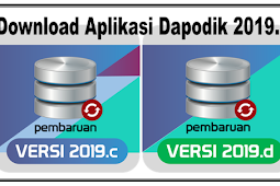 Link Alternatif Download Aplikasi Dapodikdasmen Versi 2019.d Di Sini
