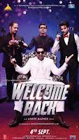 Welcome Back 2015 1CD HDRip Hindi