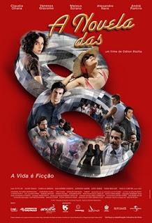 baixar capa A Novela das 8   DVDRip AVI + RMVB Nacional