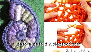 Cómo tejer Punto Gusano al Crochet / Tutorial