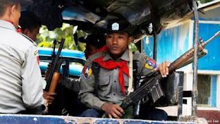 Al menos ocho personas murieron en el noreste de Birmania (Myanmar) en nuevos enfrentamientos entre el Ejército y guerrillas de tres minorías étnicas del país.