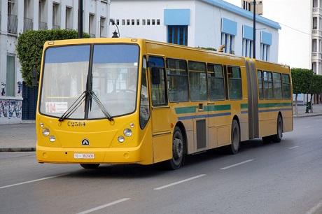 Tunisie - Des bus supplémentaires avant fin décembre 2016