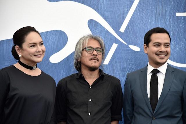 ang babaeng humayo venice film festival