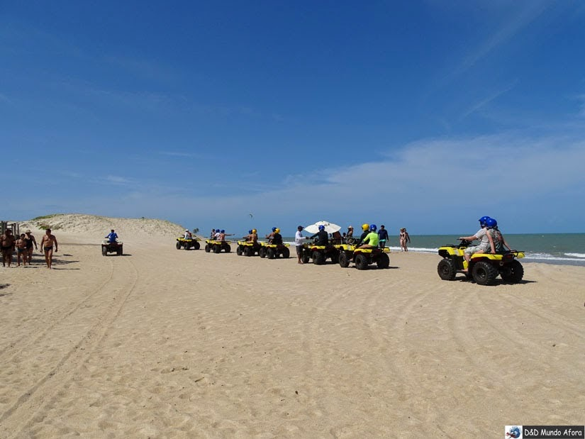 Dunas de Maracajaú - Praias de Natal e outras atrações