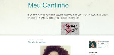 Blog Meu Cantinho