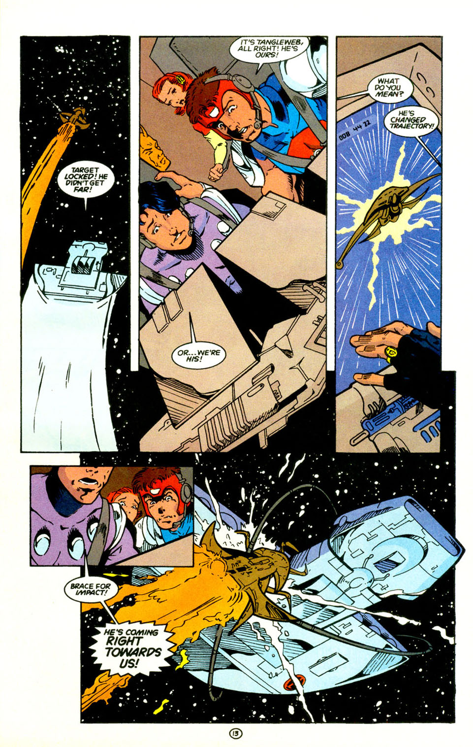 Legion of Super-Heroes (1989) 67 Page 13