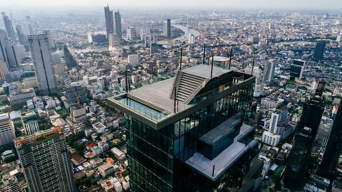 Mahanakhon SkyWalk, Thailand Travel, travel, Thailand guide, attractions in Bangkok