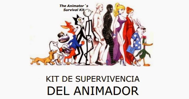 [Descarga] Kit de Supervivencia del Animador (Español).