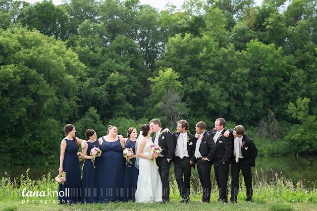 wedding party Brandon mb