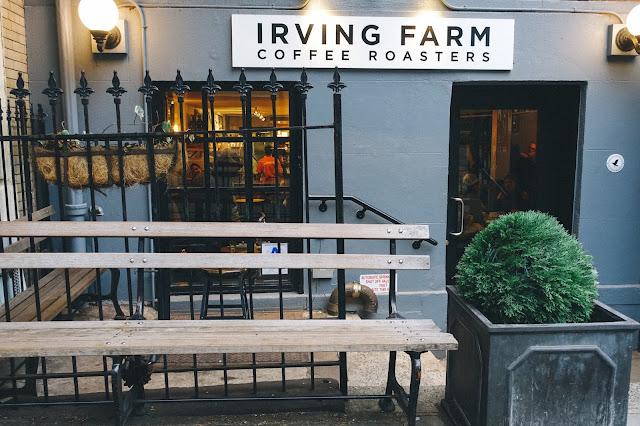 アーヴィング・ファーム・コーヒー・ロースター(Irving Farm Coffee Roasters)