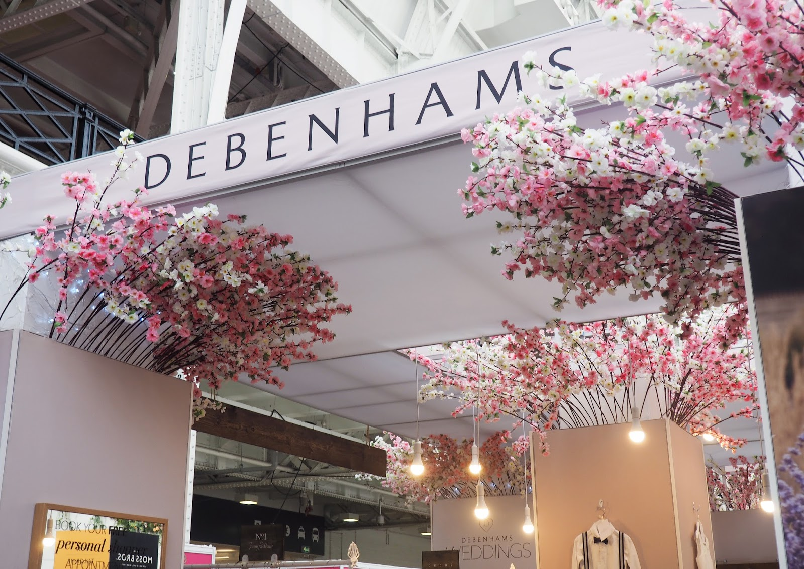 Its Not Everyday You Get VIP Tickets For An Event So When Debenhams Contacted Me Asking Whether A Guest And I Wanted To Attend The National Wedding Show