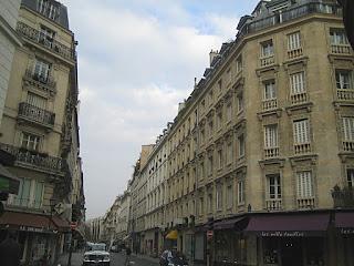 La rue Rambuteau , Prélude aux grandes percées