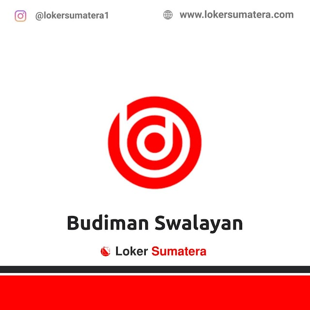 Lowongan Kerja Padang, Budiman Swalayan Juni 2021