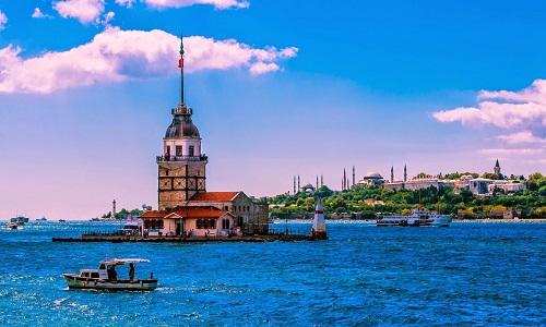 İstanbul'da Gezilecek ve Tarihi Yerler