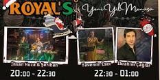 royals cafe bar diyarbakir yilbasi programi etkinlikleri