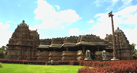 Viranarayana Temple Belavadi