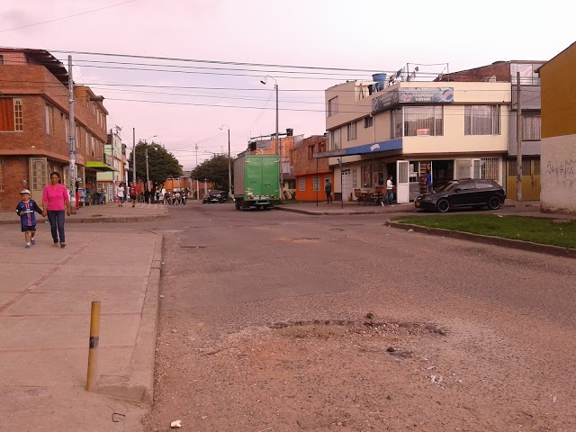 Barrio La Arboleda: ¿Récord en huecos viales?