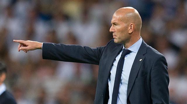 Update: Zidane Hanya Pikirkan yang Dimiliki Madrid Sekarang Untuk Anda