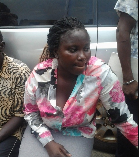 Woman Arrested After She Locked Her Housemaid In Toilet And Went To Church (Photo)