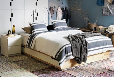 Perbedaan Desain Kamar Tidur Modern Dengan Klasik