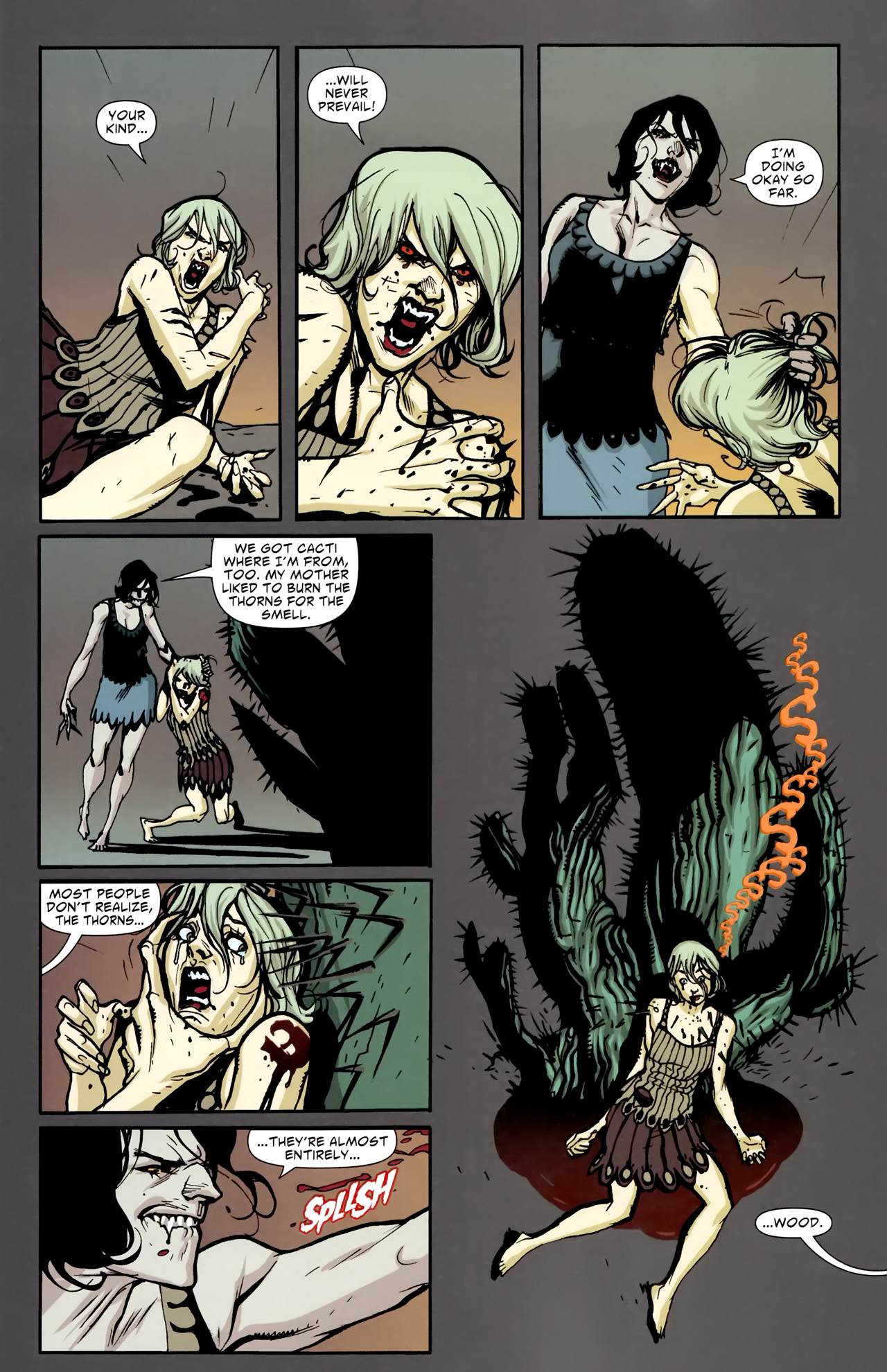 Read online American Vampire comic -  Issue #3 - 13