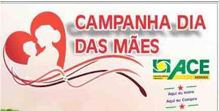 Promoção ACE Batatais Dia das Mães 2018 Associação Comercial Batatais Prêmios