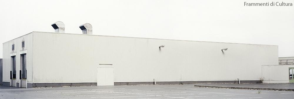Oliver Boberg - Parkplatz - 1988 (C print cm 85 X 181)