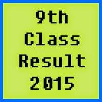 Peshawar Board 9th Class Result 2017