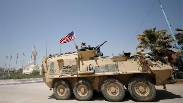 Ο ρωσικός στρατός κατηγορεί τις ΗΠΑ για «εγκλήματα πολέμου» στη Συρία