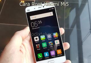 Cara Root Xiaomi Mi5 dan Instal TWRP