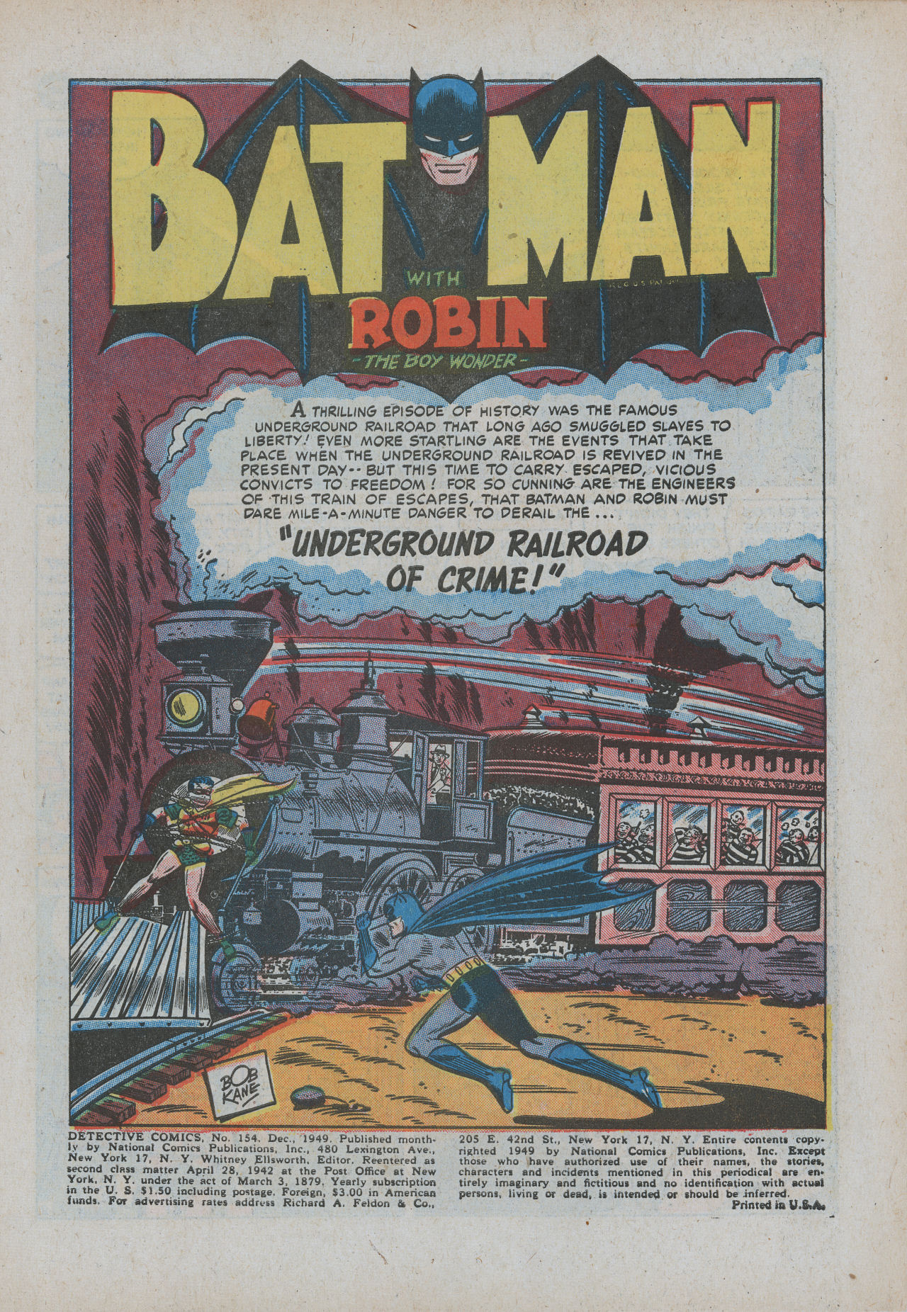 Read online Detective Comics (1937) comic -  Issue #154 - 3