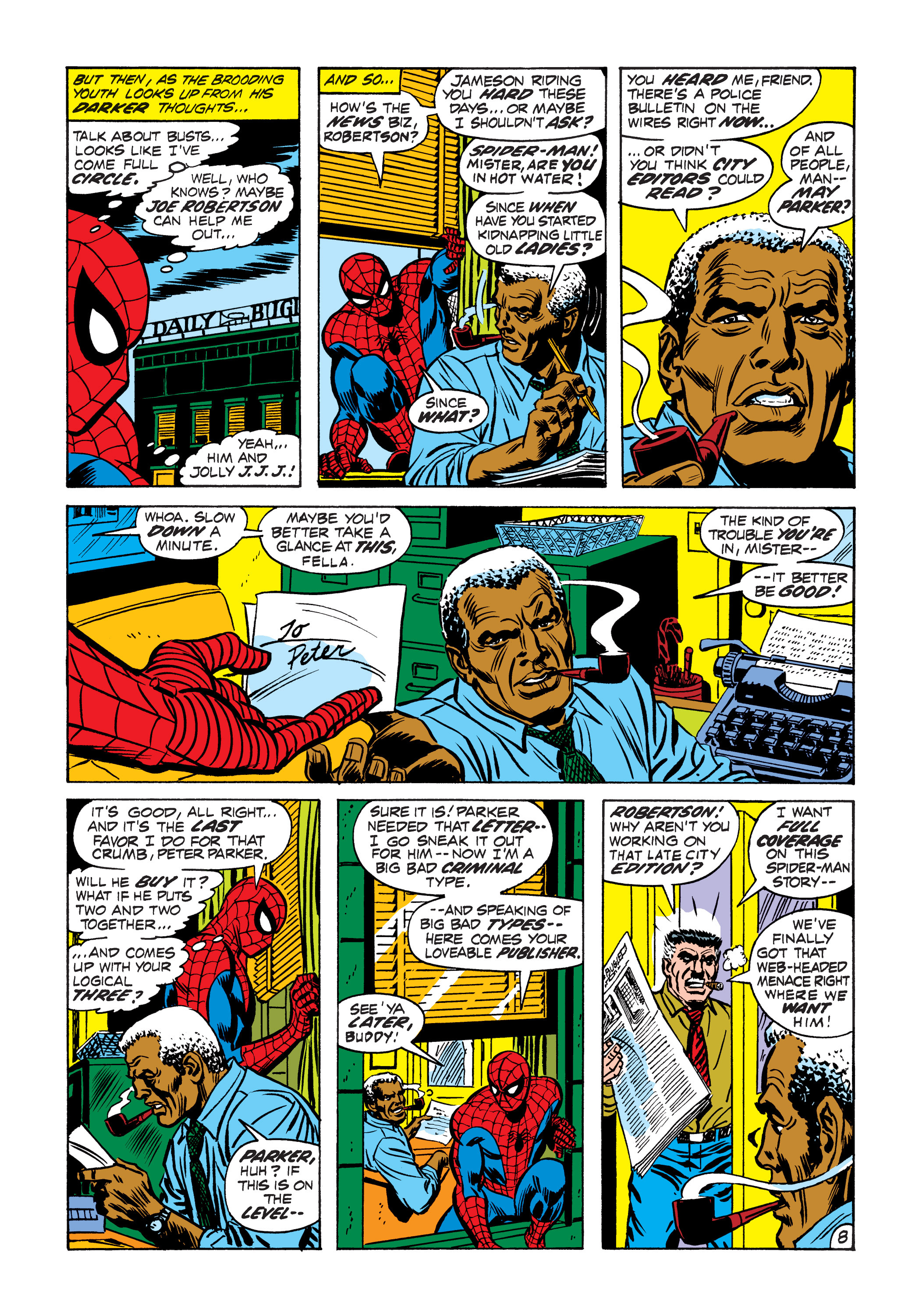 The Amazing Spider-Man (1963) 111 Page 8