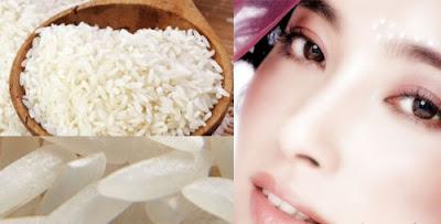 Cara membuat masker beras untuk wajah