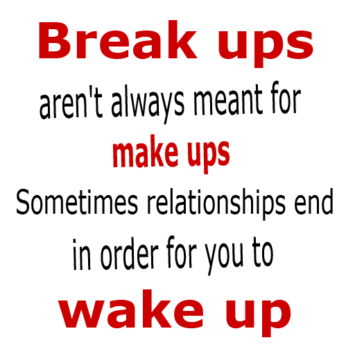 Moving Quotes: Break Up But Moving On Quotes