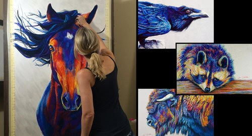 00-Large-Scale-Soft-Pastel-Drawings-Of-Wild-Ainimals-www-designstack-co