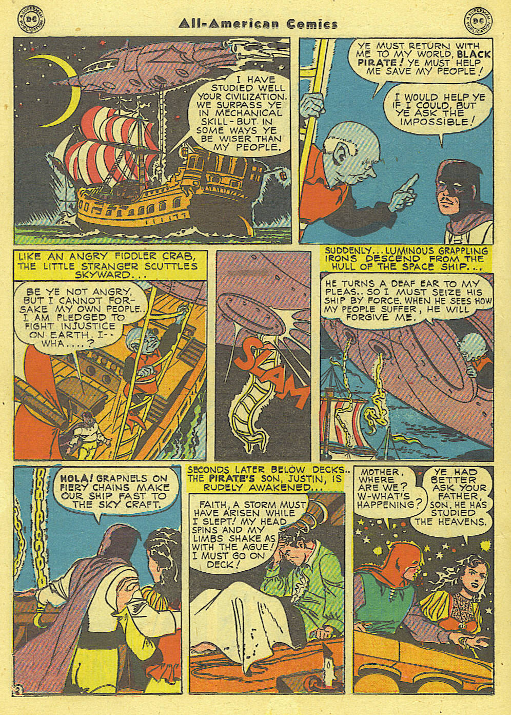 Read online All-American Comics (1939) comic -  Issue #83 - 32
