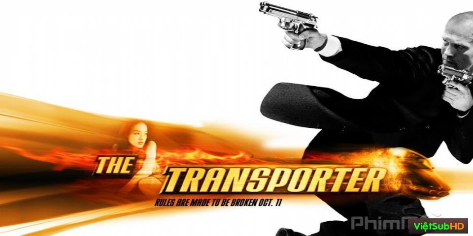 Phim Người Vận Chuyển 1 VietSub + TM HD | Transporter 2002