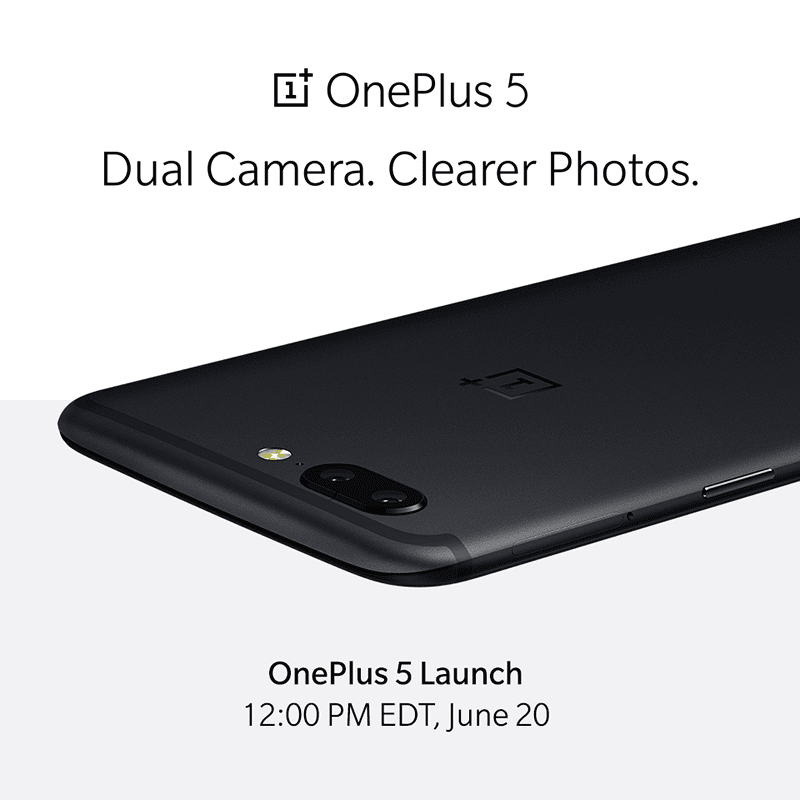 OnePlus 5 Looks Like The iPhone 7 Plus From Behind
