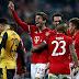 Bayern Múnich goleó 5-1 al Arsenal