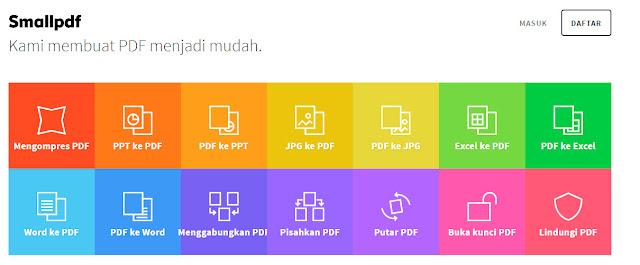 format file PDF banyak dipilih untuk mempublikasikan tulisannya Inilah Cara Mudah Mengubah File PDF