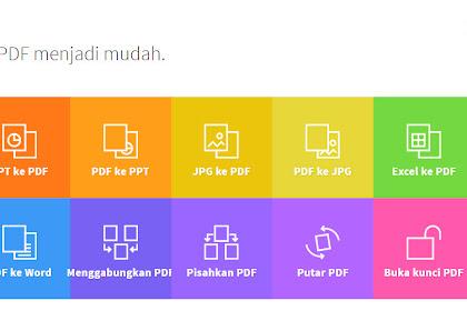 Inilah Cara Mudah Mengubah File Pdf