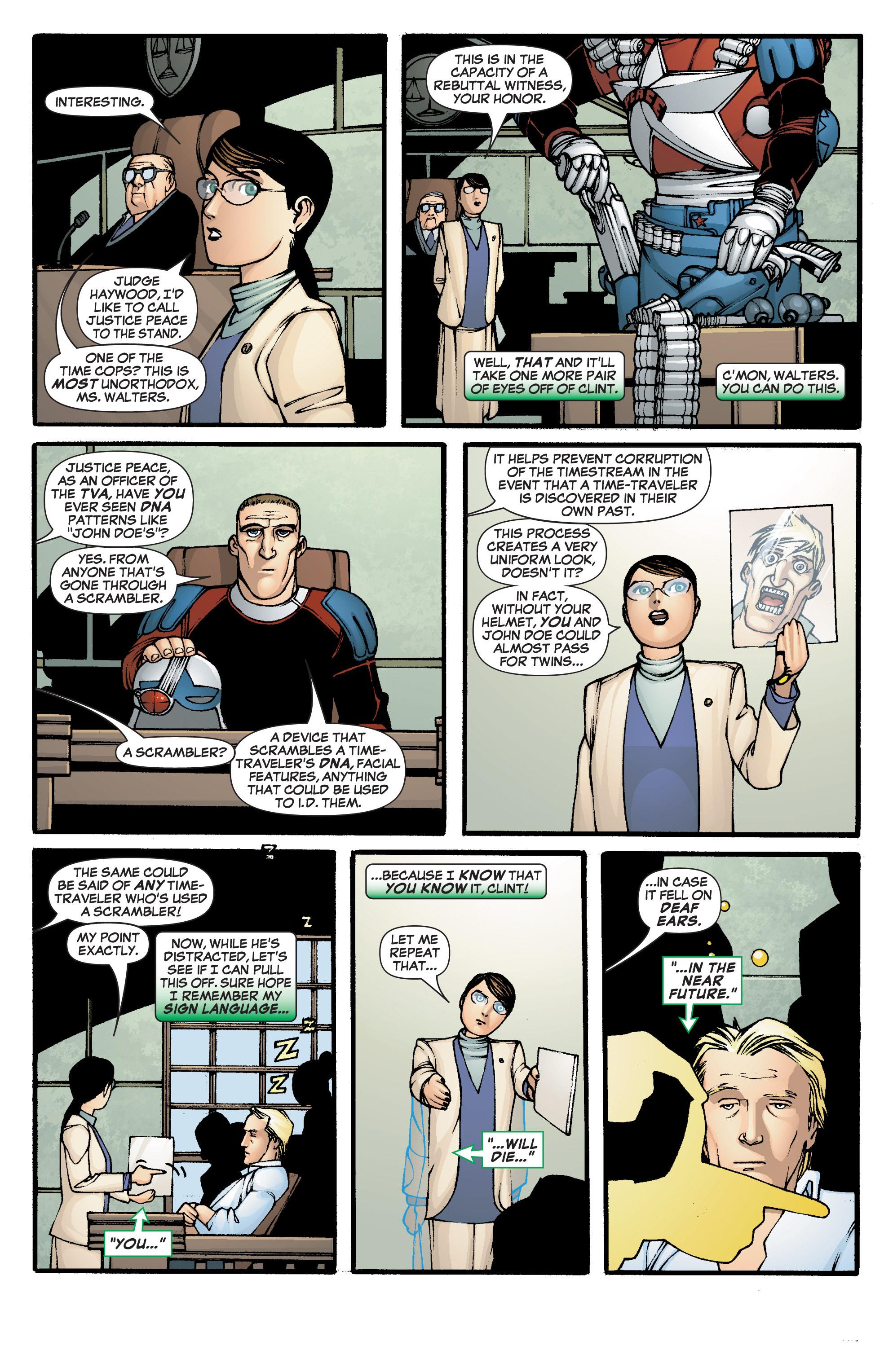 Read online She-Hulk (2005) comic -  Issue #2 - 10