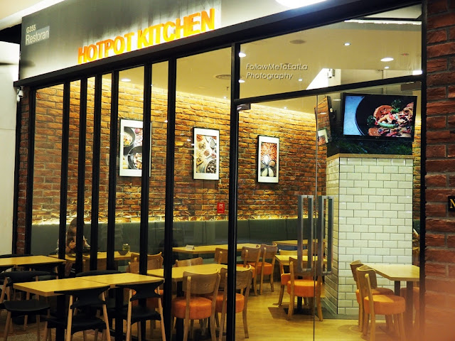 Frontage Of Hot Pot Kitchen