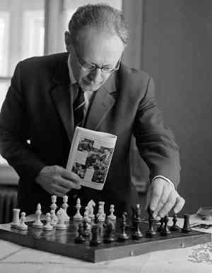 Jouez à la question du mercredi sur les échecs - Photo © Abramochkin (RIA Novosti)