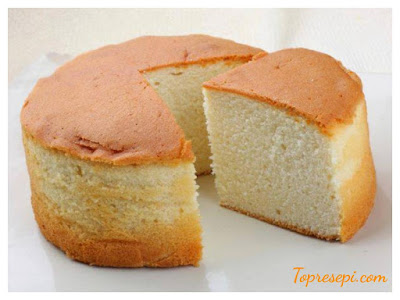 Resepi Kek Vanilla Yang Mudah