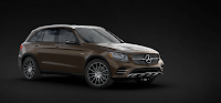 Mercedes AMG GLC 43 4MATIC 2019 màu Nâu Citrine 796