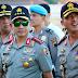 Safari Ramadhan Kapolri Jenderal Polisi Drs. H.M. Tito Karnavian, M.A., Ph.D. Kapolda Jateng Irjen Pol Drs.Condro Kirono M.M.