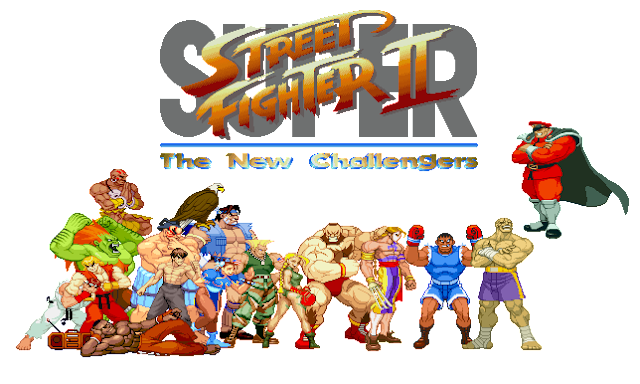 super street fighter: the new challengers, personajes super street fighter: the new challengers, super street fighter: the new challengers turbo, super street fighter: the new challengers snes