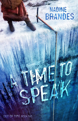 Featured YA Fiction: A Time to Speak by Nadine Brandes + Giveaway