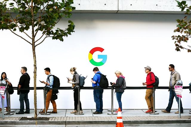 Трам, Google и коронавирус